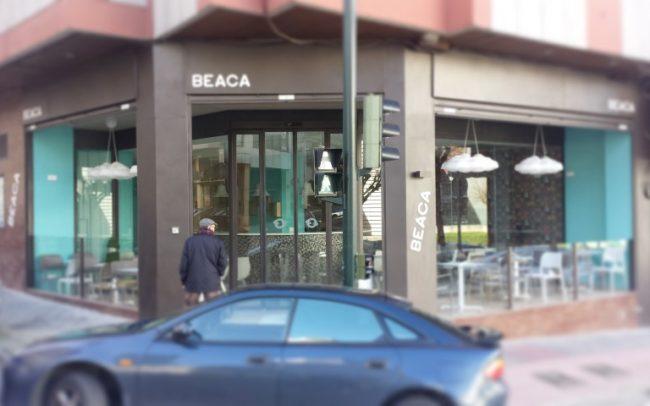 Cafetería Beaca Vigo