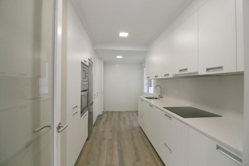 Reforma integral piso en Vigo. Rehabilitación.