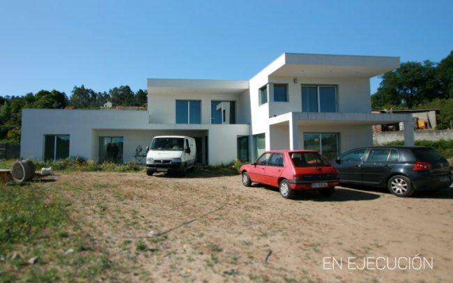 Casa Moderna en Tui, Vivienda unifamiliar Tui