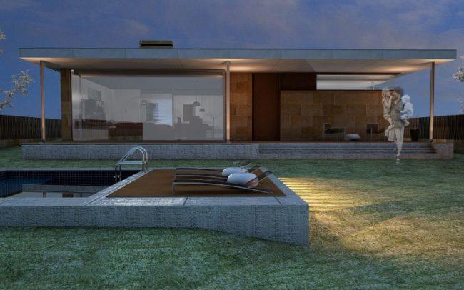 Vivienda en Tui. Arquitecto en Tui