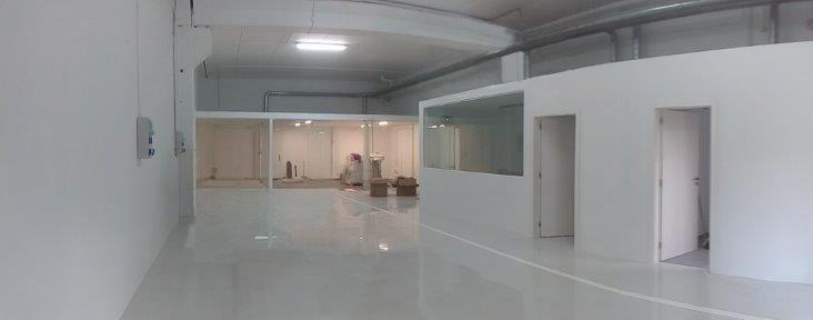 Nave Industrial Salceda, Reforma interior completa. Arquitecto Salceda de Caselas.