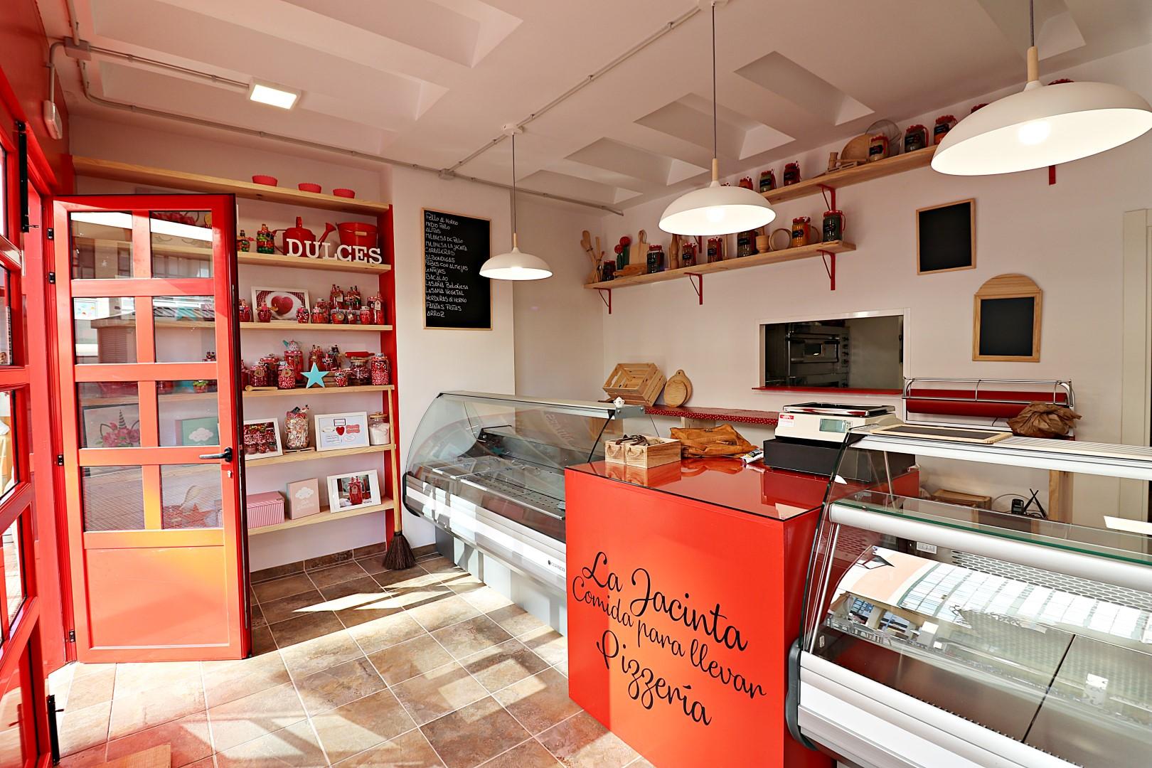 Local comercial en Vigo. Comida para llevar